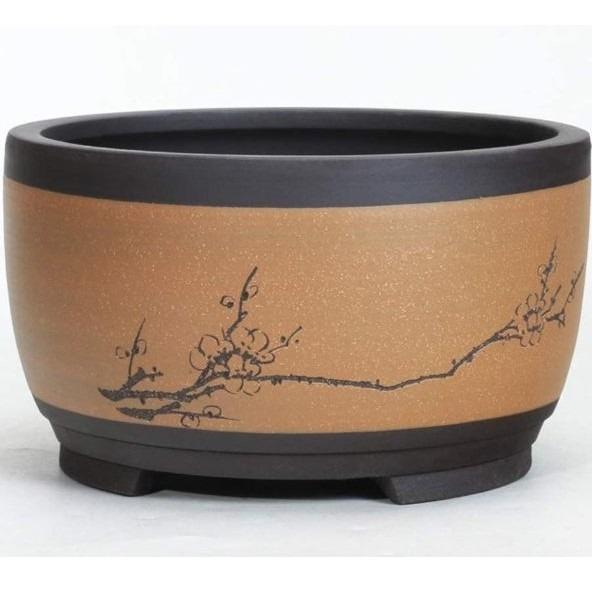 macetas para bonsais con diseños japonés