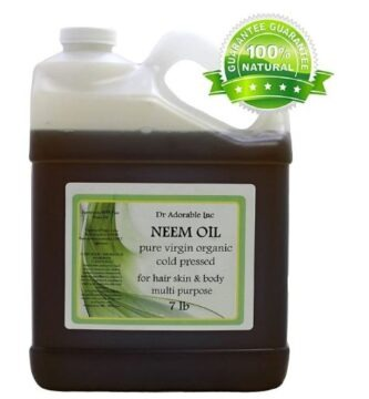 aceite de neem como insecticida natural