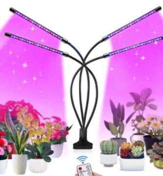 comprar luces de crecimiento para bonsais